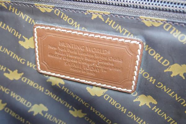 ハンティングワールド Hunting World キャンバストートバッグ サファリ トゥデイイメージ03