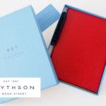 <スマイソン|SMYTHSON>SOHOノート レッドイメージ