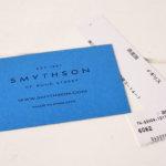 <スマイソン SMYTHSON>SOHOノートナイルブルーイメージ07