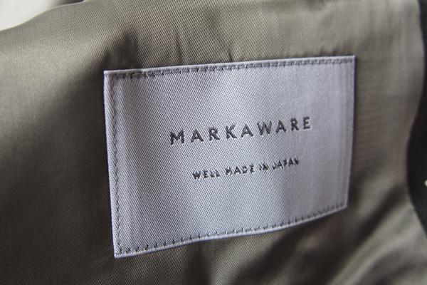 マーカウェア MARKAWARE チェスターフィールドコートイメージ04