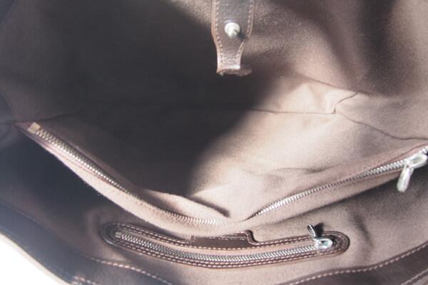 シャンボールセリエレザートートバッグ イメージ08