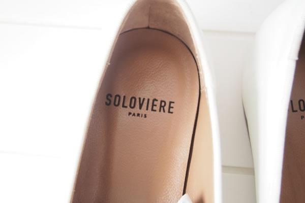 ソロヴィエール|SOLOVIERE PARIS|イタリア製スリッポンシューズ「PANTOME」ANTOME PAPYRUS WHITE 1 イメージ08