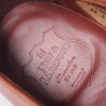 ニュー&リングウッド  NEW & LINGWOOD グレンソン マスターピース製 スリッポン 5 1/2Eイメージ07