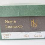 ニュー&リングウッド  NEW & LINGWOOD グレンソン マスターピース製 スリッポン 5 1/2Eイメージ08