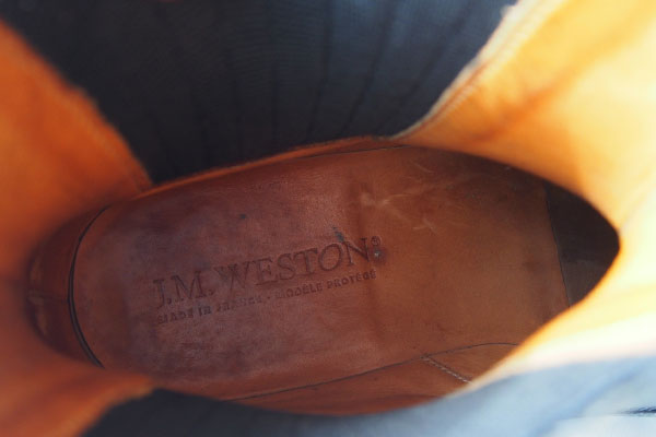 <ジェイエムウエストン>ブーツサブイメージ03