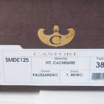 カストーリ|CASTORI|スエードローファーCASHMERE SUEDE LOAFER CASTORI-SMDE 125|38イメージ08
