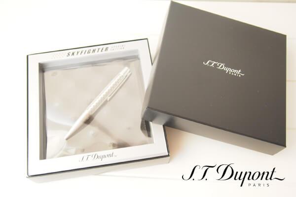 エス・テー・デュポン|S.T. Dupont|限定コレクション「スカイファイター」ボールペン メインイメージ
