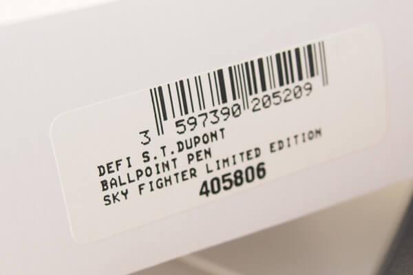 エス・テー・デュポン|S.T. Dupont|限定コレクション「スカイファイター」ボールペン イメージ08