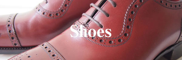「シューズ・革靴・スニーカー」カテゴリーイメージ