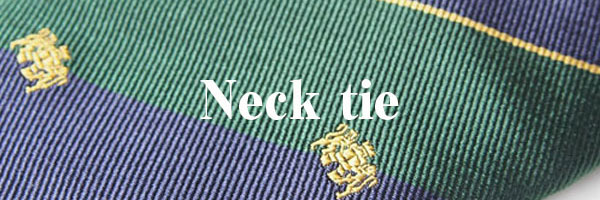 ネクタイ&チーフ、ストール カテゴリーイメージ