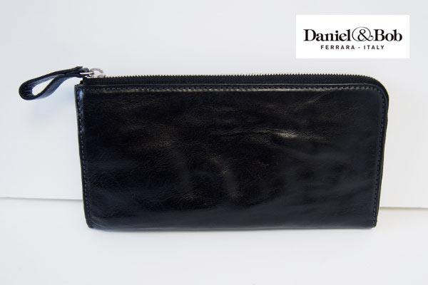 ダニエル&ボブ|Daniel & Bob|ラウンドジップ長財布|ウォレットメインイメージ