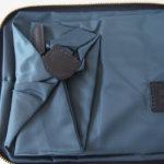 <フェリージ|Felisi>パッカブルトートバッグ(ブルー)サブイメージ09
