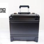 ゼロハリバートン|ZERO HALLIBURTON|スーツケース|キャリーケース|トローリー|機内持ち込み アルミニウム Geo 3.0 Collection|アルミニウム|ブラック