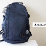 マキャベリック|MAKAVELIC|バックパック|リュックサック|SIERRA SUPERIORITY BUCKLER BACKPACK|3106-10119|ダークネイビーイメージ01