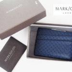 マーク・ジュスティ|MARK/GIUSTI|メンズ レザー カードケースP-031 MGE/201イメージ01