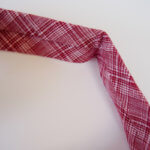<タイユアタイ|tie your tie>チェック柄ネクタイサブイメージ03