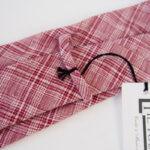 <タイユアタイ|tie your tie>チェック柄ネクタイサブイメージ04