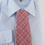 <タイユアタイ|tie your tie>チェック柄ネクタイサブイメージ08