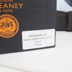ジョセフチーニー|JOSEPH CHEANEY|ウィングチップギリ―シューズ|PITLOCHRY|WALNUT GRAIN/GREEN FABLIC|5.5F イメージ013