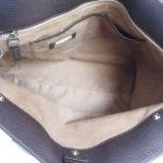 セラピアンミラノ|Serapian |カーフレザー クラッチ内臓 トートバッグ| Pebble/Gange SPEBGMLL6935-M34(ブラウン)イメージ013