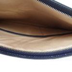 ザネラート|ZANELATO|サフィアーノレザークラッチバッグ NENO M 36105-66|ネイビーイメージ010