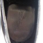 ジョンロブ John Lobb プレステージライン フルブローグオックスフォード WARWICK ウォーウィック 8 ミスティーカーフ ブラックイメージ09