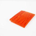 スマイソン|SMYTHSON|MARA COLLECTION|フラットカードホルダー|オレンジ|クロコ型押しカーフレザーイメージ05