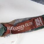 アレキサンダーオルチ|ALEXANDER OLCH|ストライプボウタイ×サスペンダーセット