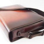 アラルディ|ARALDI 1930|クロコダイルレザー装飾|斜め掛けレザーショルダーバッグイメージ06