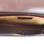 アラルディ|ARALDI 1930|クロコダイルレザー装飾|斜め掛けレザーショルダーバッグイメージ011