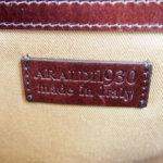 アラルディ|ARALDI 1930|クロコダイルレザー装飾|斜め掛けレザーショルダーバッグイメージ012