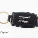 エス・テー・デュポン|S.T. Dupont|キーホルダー|デフィ|マクラーレン・コレクション|003055