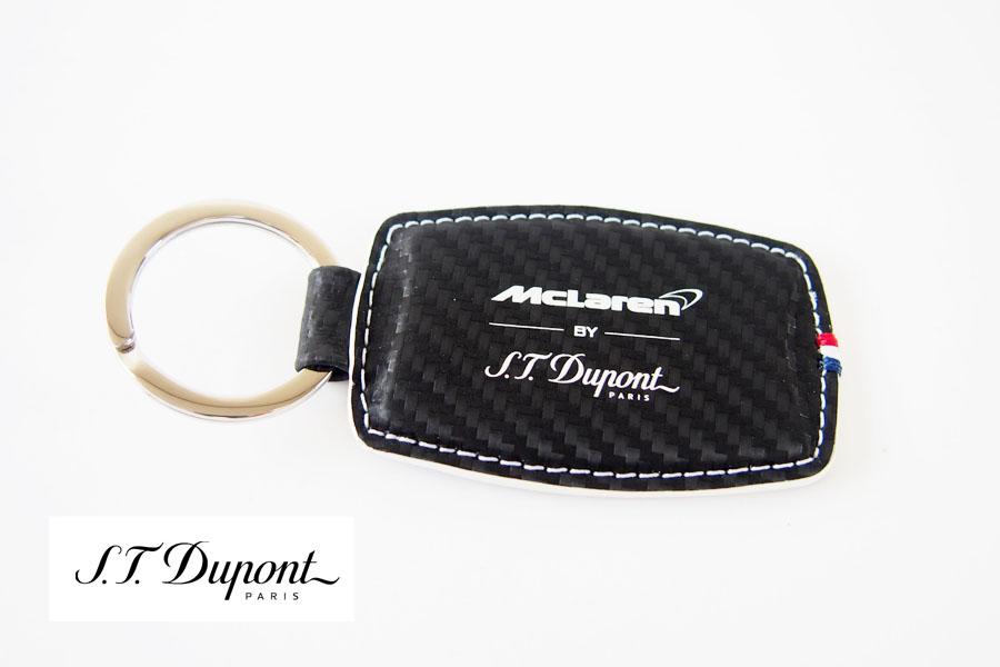エス・テー・デュポン|S.T. Dupont|キーホルダー|デフィ|マクラーレン・コレクションイメージ01