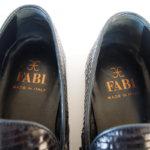ファビ|FABI|型押しローファーイメージ02