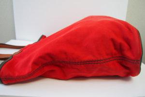 エンリーべグリン|HENRY BEGUELIN|オミノ刺繍入りキャンバス×レザートートバッグイメージ09