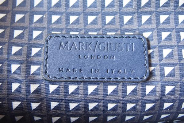 マーク・ジュスティ|MARK/GIUSTI|型押しレザーハンドバッグイメージ07
