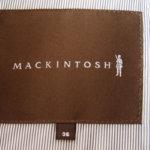 マッキントッシュ|MACHINTOSH|セミロングフーデッドダウンジャケット|AUCHAVAN|オッカーバン|LoroPiana|ロロピアーナウールストームシステム|グレイイメージ08
