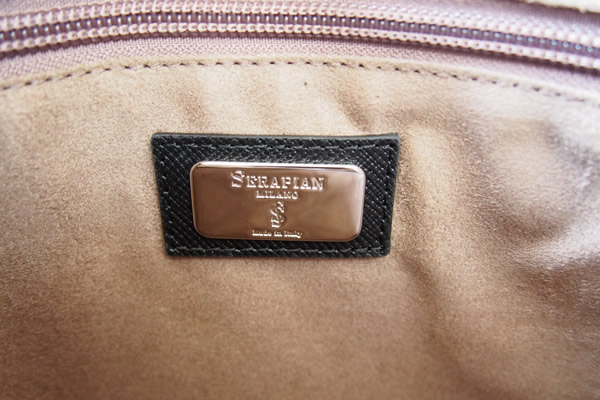 <セラピアン|Serapian>ショルダーバッグブラックサブイメージ010