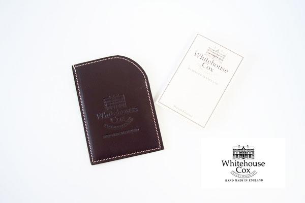 <ホワイトハウスコックス>スマートパスケースメインイメージ