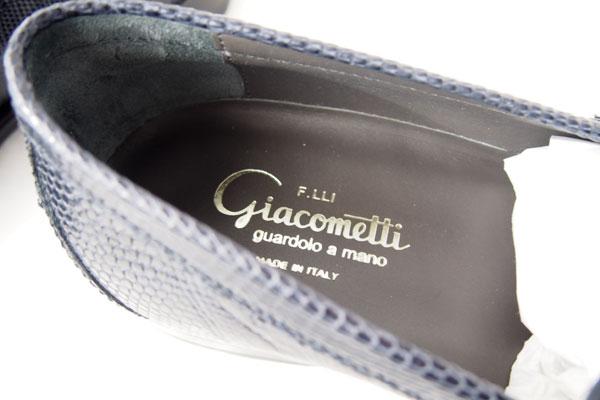 ジャコメッティ|F.lli Giacometti|イグアナレザーコインローファー|FG123 LUIGINOイメージ07
