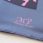 マッシモピオンボ ストール(ピンク)メインイメージ