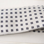 ルイジボレッリ|LUIGI BORRELLI|シルク小紋ネクタイイメージ02