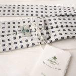 ルイジボレッリ|LUIGI BORRELLI|シルク小紋ネクタイイメージ03