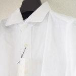 <hitoyoshi|ヒトヨシ>リネンラウンドカラーシャツサブイメージ01