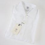 <hitoyoshi|ヒトヨシ>リネンラウンドカラーシャツサブイメージ03