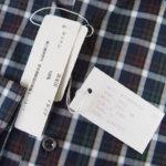 <ステファノコンティ>チェック柄コットンシャツ(グリーン×ブラウン)サブイメージ06