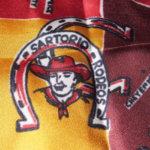 サルトリオ ポケットチーフ イメージ05