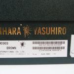 ミハラヤスヒロ|MIHARA YASUHIRO|ダブルモンクシューズ|ダークブラウン|炙り出し技法|23230303|24.5イメージ011