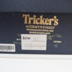 トリッカーズ|Tricker's|カントリーブーツ M2508 waxy calf champagne|7 イメージ08