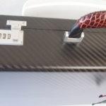 テクノモンスター|Teckno Monster|カーボンファイバー(炭素繊維)素材|軽量アタッシュケースイメージ03